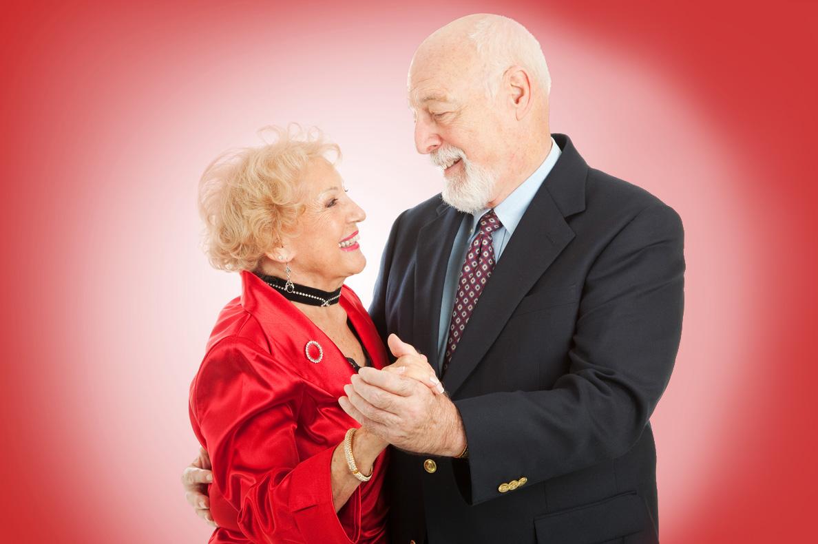 Kurz spoločenských tancov pre seniorov