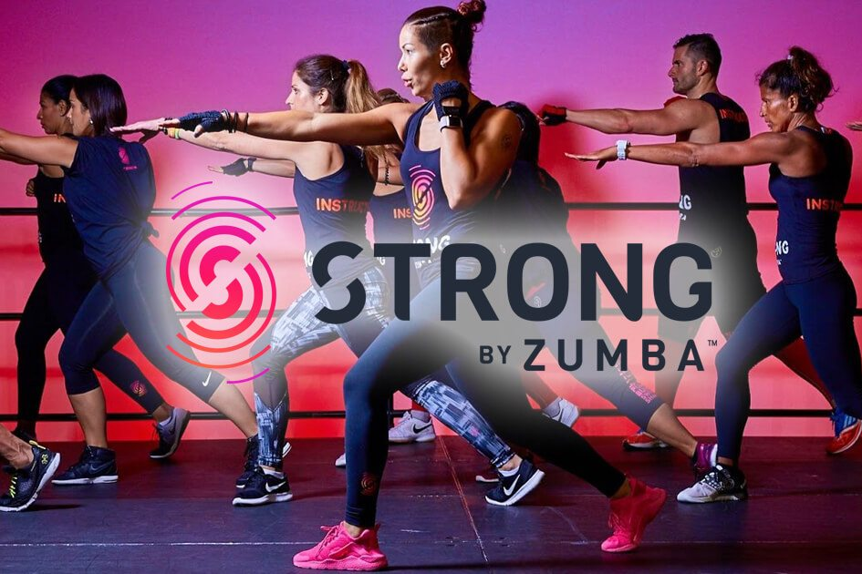 Zumba Strong
