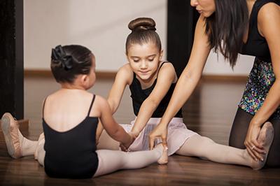 Tanečná škola pre deti a dospelých v Dúbravke. Balet pre deti.