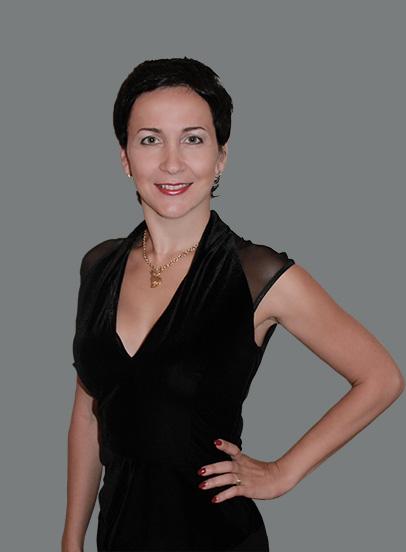 Iryna Copp, špecialista na štandardné a latinsko-americké tance, tanečné kurzy pre deti
