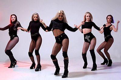 High Heels tanečný kurz