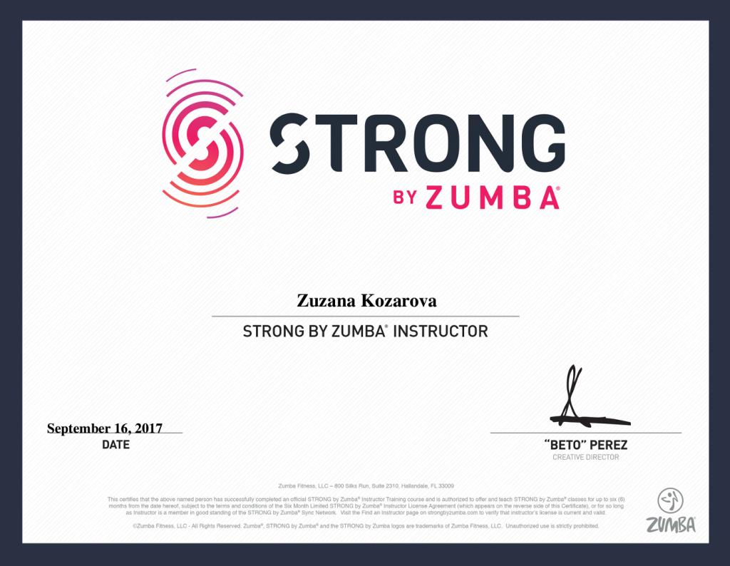 Zumba a Strong by Zumba – Tanečná škola City Dance f16c60a231e