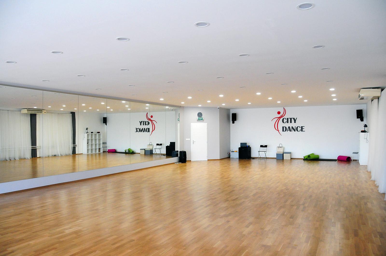 City Dance Veľká sála